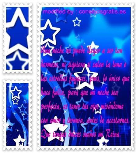 tarjetas con textos de dulces sueños mi amor,postales bonitas tarjetas con saludos de buenas noches para mi amor, postales con frases de buenas noches para mi novia,dedicatorias con imàgenes de buenas de buenas noches para mi amor,enviar gratis pensamientos con imàgenes de buenas noches para mi amor,mensajes de texto con imàgenes de buenas de buenas noches para mi novia