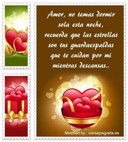 mensajes bonitos de buenas noches para mi amor,mensajes romànticos de buenas noches para mi amor