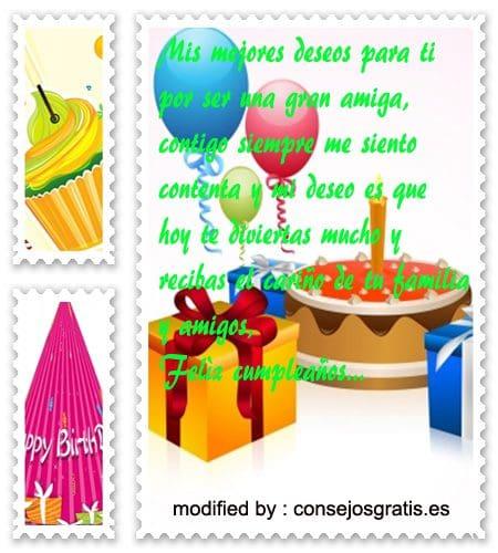 mensajes y poemas de cumpleaños para facebook,enviar bonitos mensajes de cumpleaños