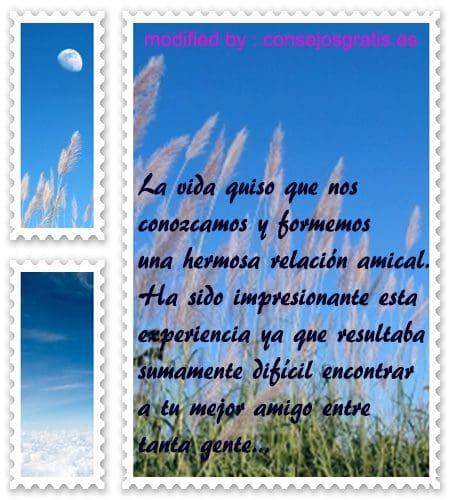 postales bonitas de amistad para un buen amigo,textos de amistad con imàgenes para compartir