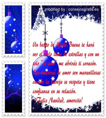 palabras con imàgenes de feliz Navidad para mi amado, originales pensamientos con imàgenes de feliz Navidad para mi pareja