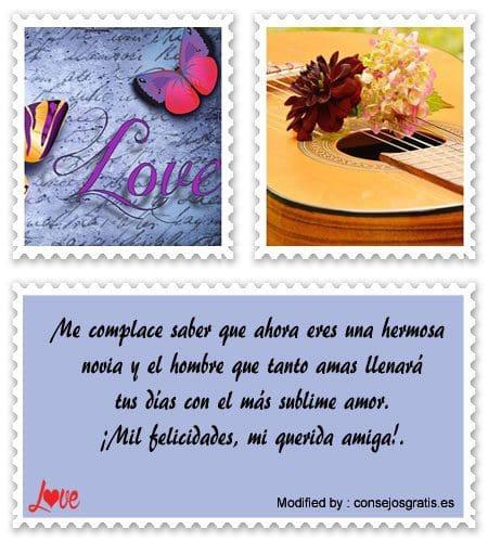 palabras para parejas para boda,frases para parejas que se casan