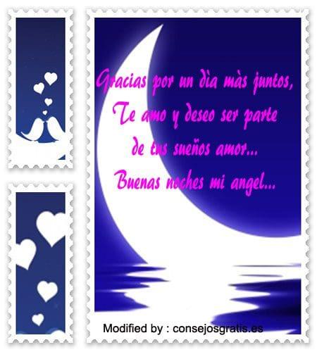 descargar mensajes de buenas noches para mi novio,mensajes bonitos de buenas noches para mi novio