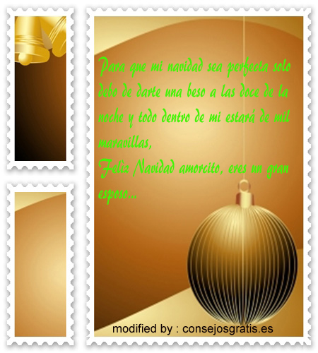 descargar gratis pensamientos con imàgenes de navidad para mi esposo querido, tarjetas con saludos de navidad para mi esposo adorado