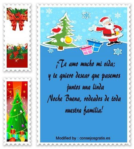 buscar bonitas frases para enviar en Navidad a mi esposa,originales frases para enviar en Navidad a mi esposa