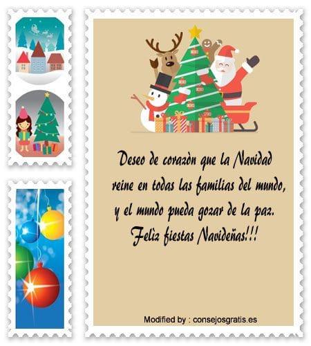 Frases de navidad para clientes saludos navide os - Mensajes navidenos para empresas ...