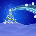 Saludos de Navidad para amigos de hi5