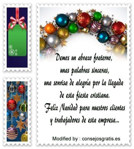 Frases de navidad para clientes empresariales tarjetas - Frases para felicitar navidad empresas ...