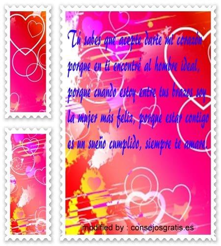 imàgenes con mensajes de amor para un hombre,textos romànticos para enamorar a un hombre