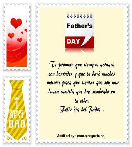sms para el dia del Padre,textos para el dia del Padre,dedicatorias para el dia del Padre