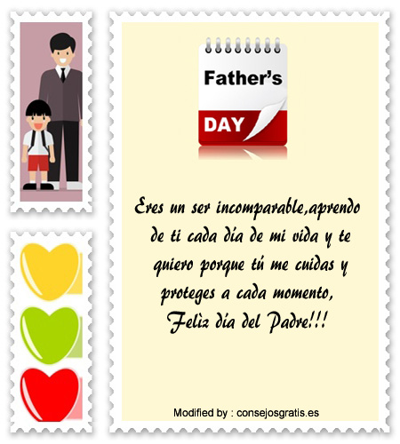 descargar mensajes del dia del Padre,mensajes bonitos para el dia del Padre