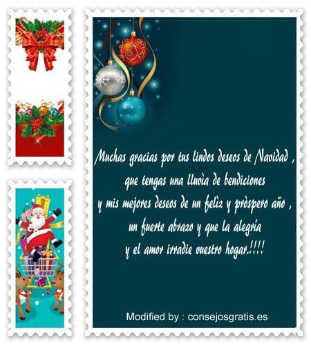 frases de agradecimiento para enviar en Navidad a amigos,frases de Navidad para mi novio