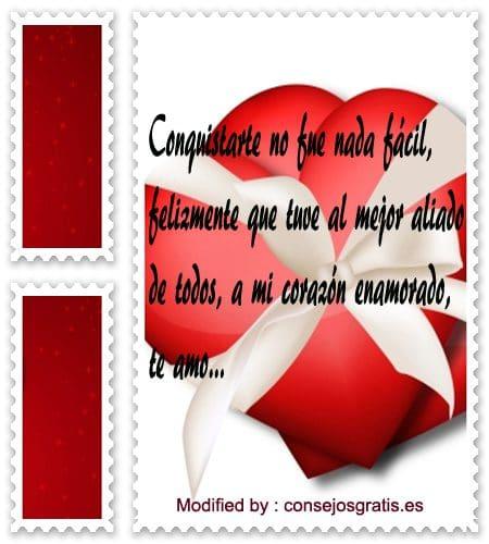 dedicatorias con imàgenes de amor para mi novia,postales tiernas para enviar a mi novio que esta lejos