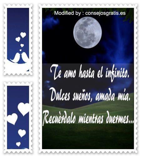 descargar mensajes de buenas noches para mi amor,frases con imàgenes de buenas noches para mi amor