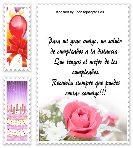 buscar bonitas tarjetas de cumpleaños para mi amigo,pensamientos de cumpleaños para mi amigo