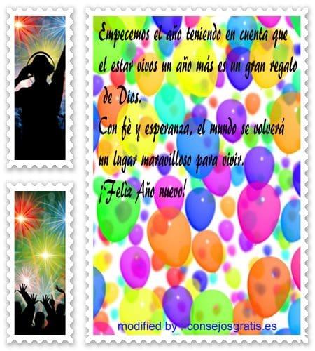 tarjetas originales para desear un pròspero año nuevo, descargar gratis dedicatorias con imàgenes de reflexiòn para el año nuevo