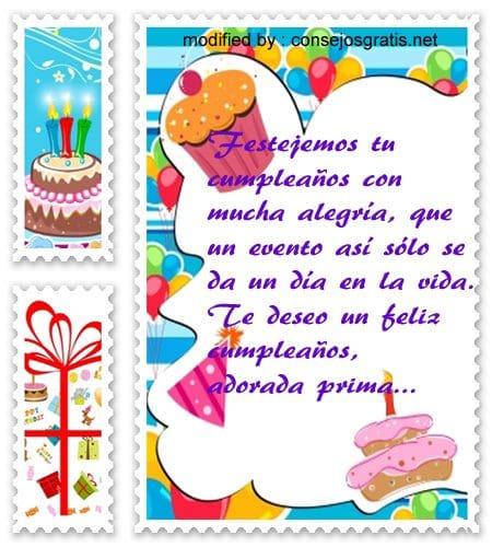 mensajes cumpleanos32,tarjetas de cumpleaños preciosas para enviar a tu prima