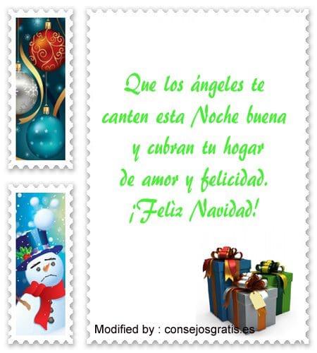 postales con mensajes de felìz Navidad gratis,tarjetas con textos de Navidad para compartir