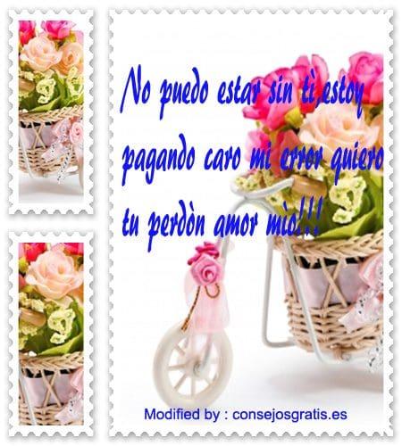 tarjetas con mensajes tiernos de disculpas para mi enamorado,buscar gratis lindas postales para pedirle perdòn a tu pareja