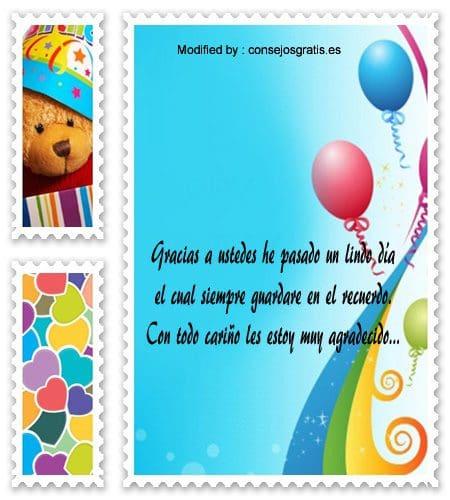 dedicatorias de agradecimiento de cumpleaños,descargar frases bonitas de agradecimiento de cumpleaños