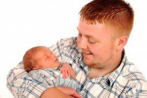 sms para el nuevo papá, textos para el nuevo papá, versos para el nuevo papá