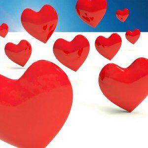 sms de san valentín, textos de san valentín, versos de san valentín