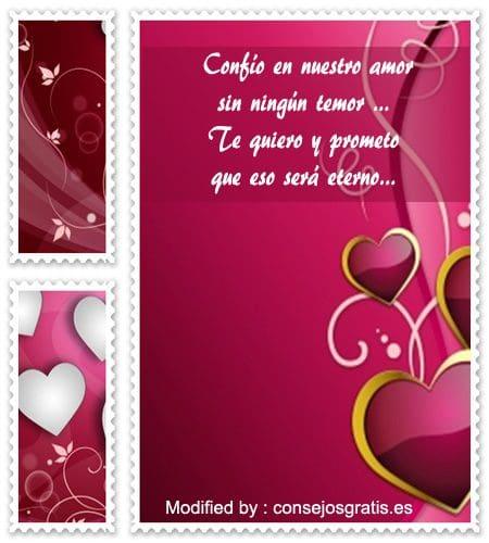 buscar palabras de amor para mi enamorado,originales mensajes de romànticos para mi novio con imágenes gratis