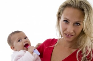 felicitacion para mujer que acaba de ser madre