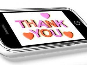 bonitas frases de agradecimiento por felicitaciones