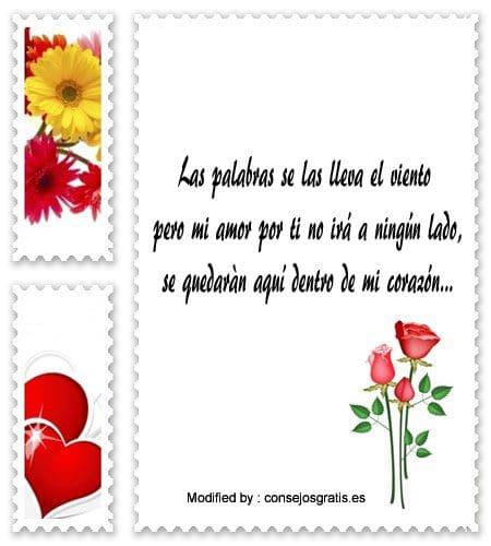 poemas de amor para mi novio,palabras de amor para mi novio