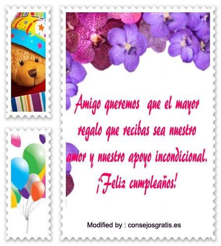 mensajes de texto con imàgenes de felìz cumpleaños para mi amiga,descargar bonitos saludos de cumpleaños para mi mejor amiga,