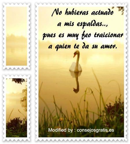 tarjetas con palabras por infidelidad de amor,imàgenes con dedicatorias por infidelidad de amor