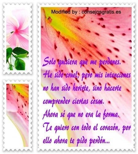 tarjetas con mensajes para pedir dìsculpas a un amigo,descargar gratis imàgenes con frases de perdòn para una persona que èstimo mucho