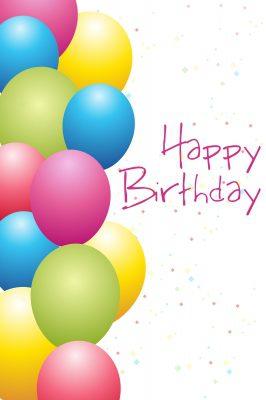 Palabras De Cumpleaños Para Mi Amigo | Saludos De Cumpleaños