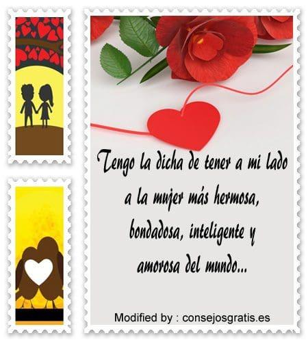 Buscar mensajes de amor para mi novia frases de amor - Cosas para sorprender a mi pareja ...