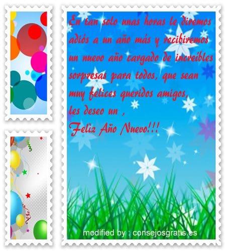 lindas palabras con imàgenes de felìz año nuevo, bellos pensamientos con imàgenes deventuroso año nuevo