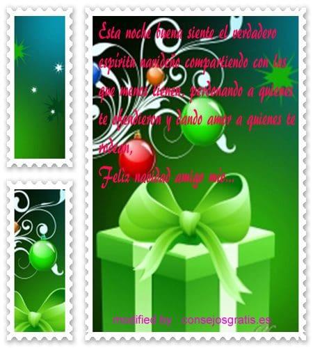 buscar mensaje de texto con imàgenes de Navidad para dedicar, tarjetas bonitas con frases de Navidad para la familia