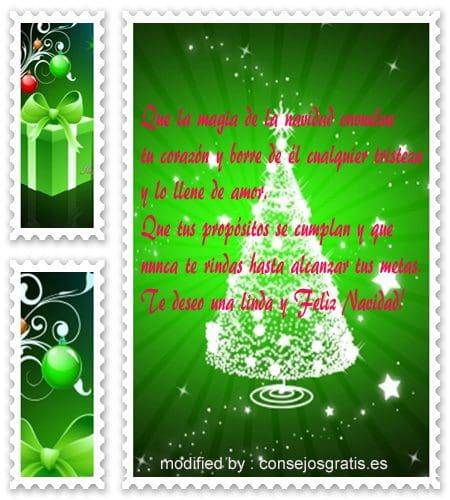 nuevas tarjetas de felìz Navidad para descargar gratis,textos muy bonitos para dedicar en Navidad