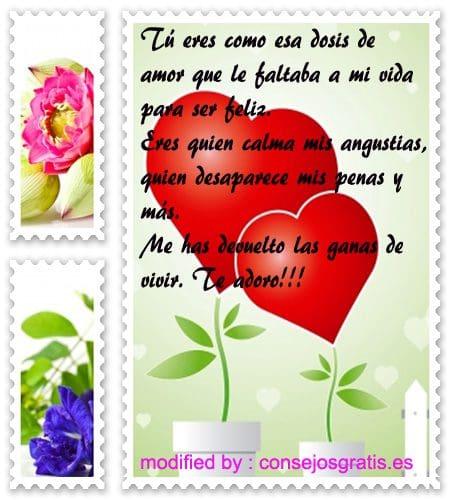 frases y mensajes con imàgenes romànticas para mi novia, enviar originales mensajes con imàgenes de amor para mi pareja