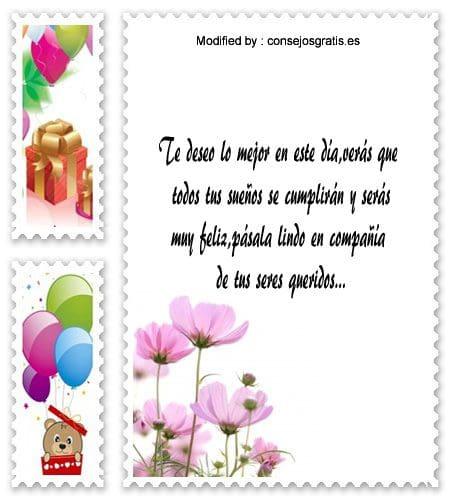 enviar bonitos mensajes de cumpleaños,enviar bonitos saludos de cumpleaños