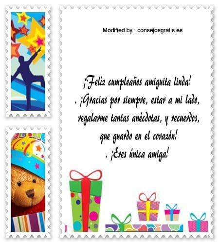 enviar imàgenes con pensamientos de cumpleaños para mi amiga,enviar imàgenes con dedicatorias de cumpleaños para mi amiga