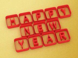 frases de Año Nuevo, versos de Año Nuevo, palabras de Año Nuevo
