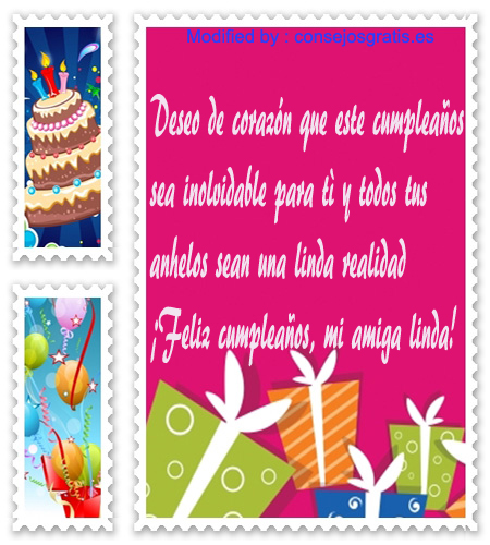 poemas de cumpleaños para un amigo con imàgenes,postales bonitas con saludos de cumpleaños para una amiga
