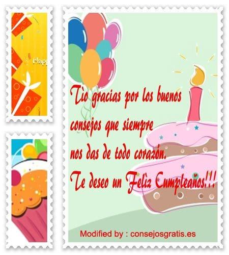 buscar gratis bellas felicitaciones de cumpleaños para mi tìo,descargar gratis saludos de cumpleaños para mi tìo con imàgenes