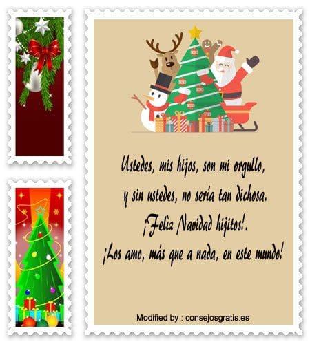 Las mejores palabras de navidad para un hijo que esta - Mensajes navidenos para empresas ...