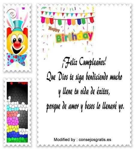 frases con imàgenes de cumpleaños para mi novio,saludos de cumpleaños para mi novio