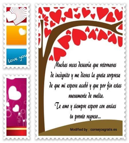 descargar frases de amor para mi enamorado,textos bonitos de romànticos te extraño mucho mi amor