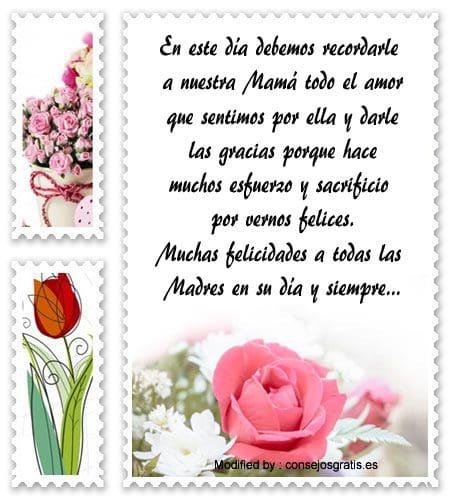 frases bonitas para el dia de la Madre,frases para el dia de la Madre para compartir