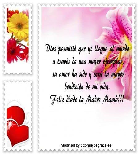 mensajes bonitos para el dia de la Madre,descargar frases bonitas para el dia de la Madre
