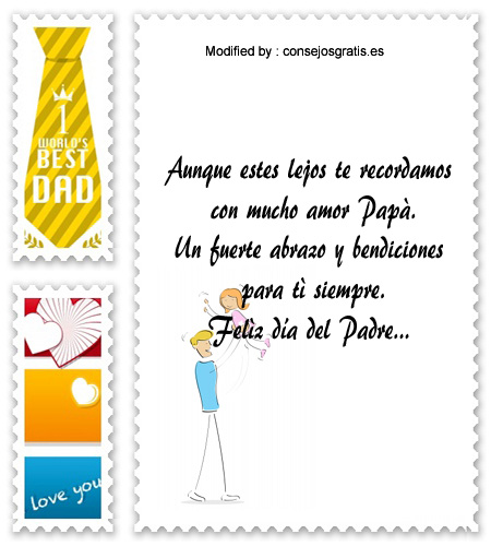 Mensajes para el dia del Padre,mensajes para el dia del Padre para facebook